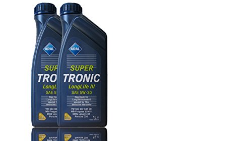 ARAL Super Tronic Longlife 3 5W-30 2x1Liter Dose Motoröl