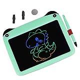 Giocattoli Da Tavolo Da Disegno Per Bambini,JRD&BS WINL Regalo Di Compleanno Per Bambini Di 4-5 Anni E Adulti Tavoletta Da Scrittura A Colori LCD Con Stilo Carta Intelligente Per Disegnatore (Verde)