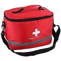 Preisvergleich für Heraihe Erste-Hilfe-Kit Leere Beutel, High-Density Ripstop Pouch Erste-Hilfe-Kit Bag, für Outdoor-Sport/Camping...