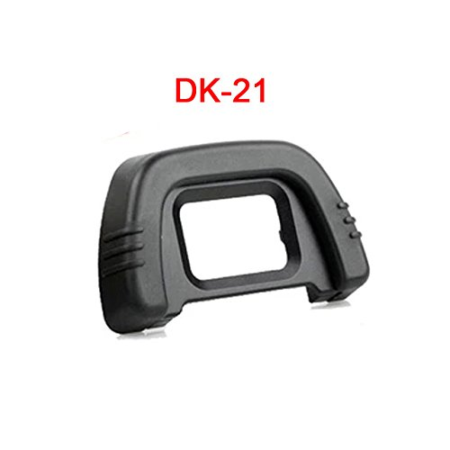 SHOPEE BRANDED Replacement DSLR Camera eyecup Eye Cup for Nikon DK-21 DK 21 - Camera accessory  available at amazon for Rs.199
