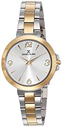 Daniel Klein Analog Silver Dial Mens Watch-DK11154-5