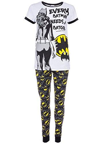 Attitude Clothing Every Batman Needs A Batgirl Pyjamas
