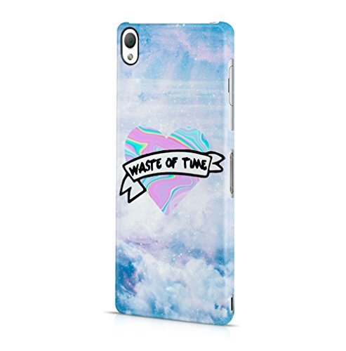 waste-of-time-holographic-tie-dye-heart-stars-space-sony-xperia-z3-snapon-hard-plastic-phone-protect