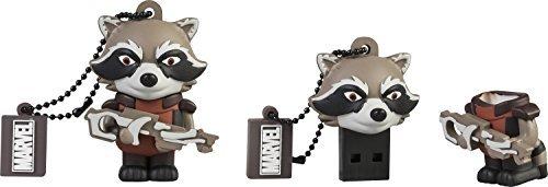16gb guardiani della galassia rocket raccoon usb flash drive