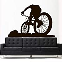 ziweipp Sport Mountain Cycle BMX Bike Bicycle Wall Vinyl Sticker Decal 44 * 70cm