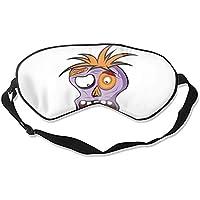 Cartoon Donut Zombie Gesichtsmaske zum Schlafen konturierte Augenmaske, Seide, Best Night Blinder Eyeshade für... preisvergleich bei billige-tabletten.eu