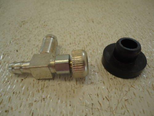 Minzhi 751-0171 Fuel Tank Gummibuchse und Absperrventil für Toro Wheel Horse 104048 104047