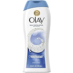 Olay Daily Exfoliating Body Wash 700 ml with Ayur Product in Combo