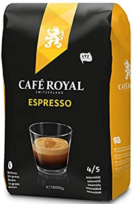 Café Royal Roasted Coffee Beans, 1 kg