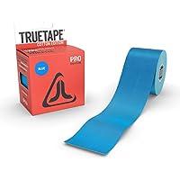 TRUETAPE Cotton Edition Pro | Kinesiologie Tape | 5m x 5cm | ungeschnitten | Kinesiotape | hautverträglich | CE-Zertifiziert... preisvergleich bei billige-tabletten.eu