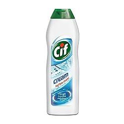 Cif Cream Surface Cleaner, Original White - 250 ml