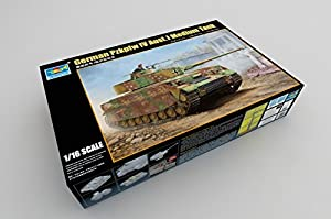 Trumpeter 00921 - kit modelo alemán Pz IV Ausf J Kpfw Medium Tank