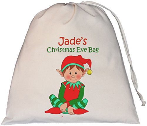 personalised-elf-christmas-eve-bag-large-38cm-x-43cm-natural-cotton-drawstring-bag