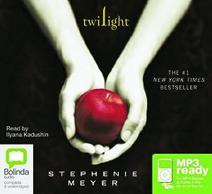 Twilight: The Twilight Saga Book 1 (MP3)