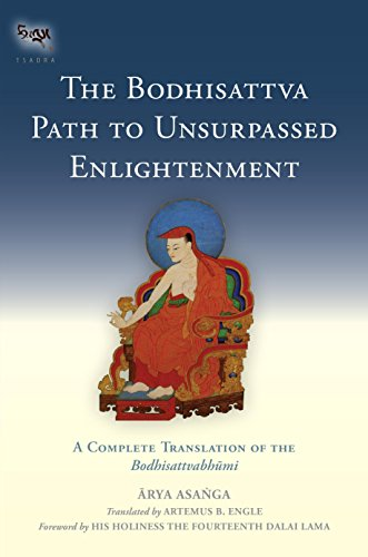 The Bodhisattva Path To Unsurpassed Enlightenment (The Tsadra Foundation Series)