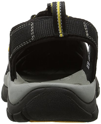 Keen Newport H2 M, Scarpe da Arrampicata Uomo Nero (Black Black)
