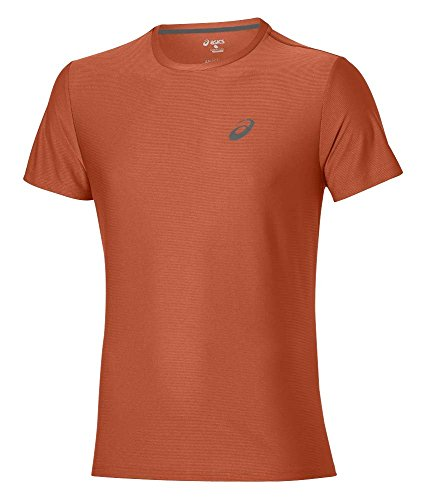 Asics Oberbekleidung Short Sleeve Top Orange