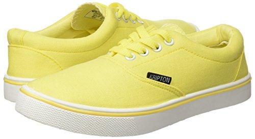 Kripton  Halley,  Jungen Sneakers Gelb