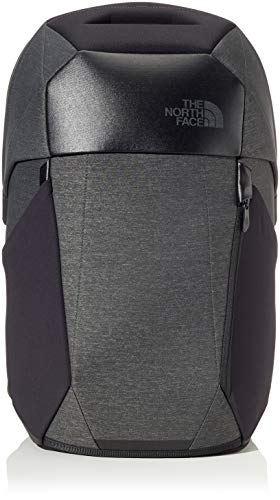 The North Face Access O2 Rucksack, 49 cm, 22L, TNF Dark Grey Heather TNF Black -
