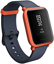 (Renewed) Amazfit Bip Smartwatch Huami with All-Day Heart Rate and Activity Tracking, Sleep Monitoring, GPS, U