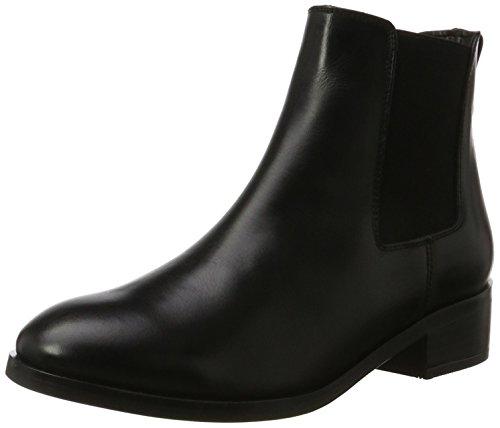 Aldo Women's Meaven Chelsea Boots, Black (Black Leather), 5.5 UK 38.5 EU