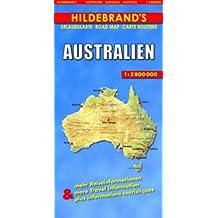 Carte routière : Australien, N° 86