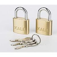 Kale Kilit BYKL402ORT Asma Kilit, 2 Adet
