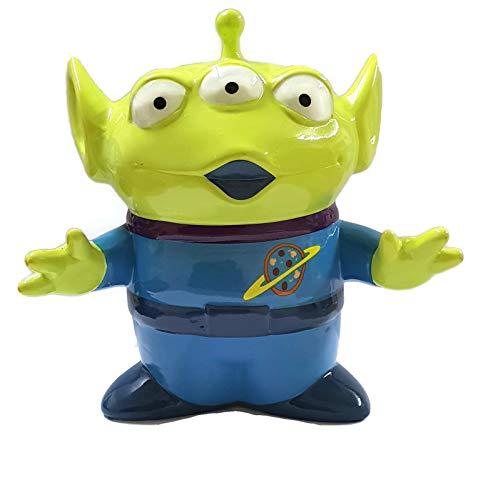 Disney Pixar Toy Story Alien - Hucha de cerámica 3D