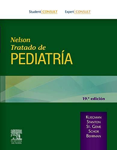 Nelson, 19ª ed: Tratado de pediatría, vol. 1 y 2 por R.M. Kliegman