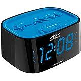 Daewoo Electronics DCR45BL DBF102 Réveil radio