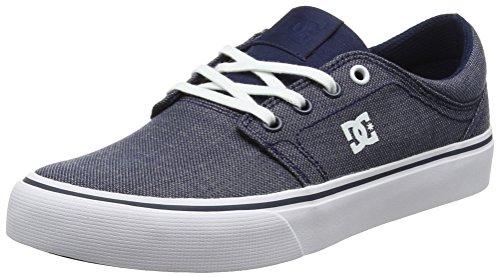 Dc Shoes Trase Tx Se, Scarpe Da Ginnastica Basse Donna, Grigio (Chambray), 36 EU