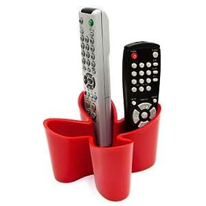Range-Télécommande Cozy Design, Cadeau Design - RANGE-TELECOMMANDE COZY DESIGN rouge - RANGE-TELECOMMANDE COZY DESIGN rouge