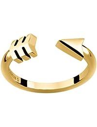 Liebeskind Berlin Piercing ad anello Donna acciaio_inossidabile - LJ-0172-R-56