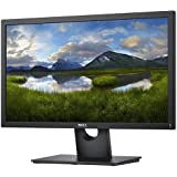 Dell 21.5-inch (54.6 cm) LED Backlit Computer Monitor - Full HD, TN Panel with VGA, HDMI Ports - 091T856 (Black)
