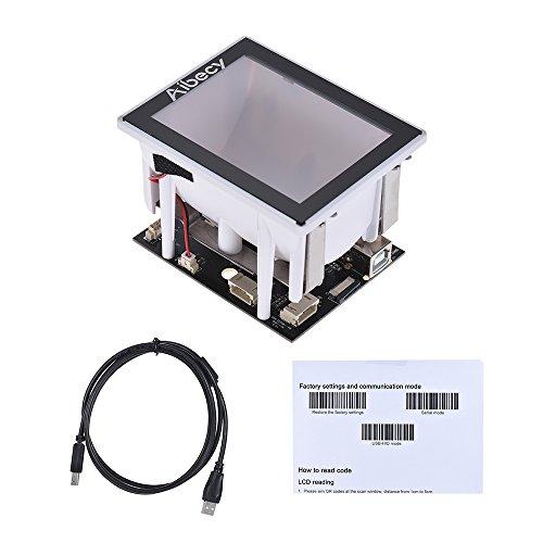 aibecy 2d/QR/1d Embedded Scanner Module Bar Code Scanner Scan Engine 960* 680COM mit Schnittstelle USB (20-fuß-handy-ladegerät)