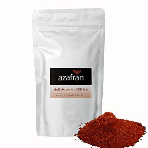 Azafran BBQ Rub Magic Dust Art Barbecue Marinade Dry Rub Trockenmarinade 250g