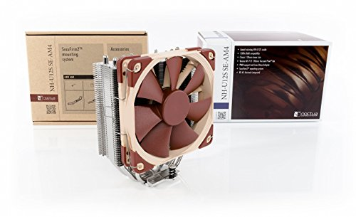 Noctua NH-U12S SE-AM4 120mm Premium Single-Tower CPU Kühler für AMD AM4