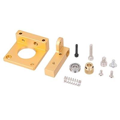 MagiDeal 3D Drucker MK8 Extruder Aluminiumrahmen Block Kit Normal
