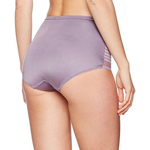 Huber Damen Unterhose Body Favourite Maxi Slip Violett (Grau Lilac )