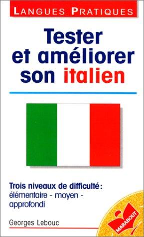 Tester et améliorer son italien