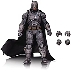 DC Films Figura Premium Armored Batman