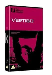 Vertigo [VHS] [1958]