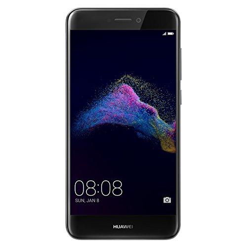 Huawei P8 Lite 2017 Smartphone, 16 GB, Marchio Tim, Nero
