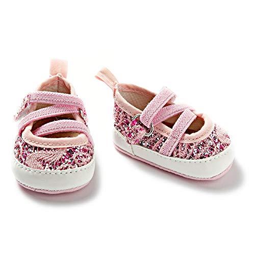 Heless 845 - Puppen Ballerinas Größe: 38-45 cm (sortiert, 1 Stück) - Schuhe Puppe