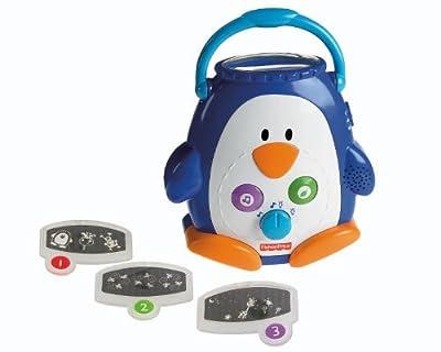 Mattel Fisher-Price W9863 - Pinguin-Projektor von Mattel - Lampenhans.de