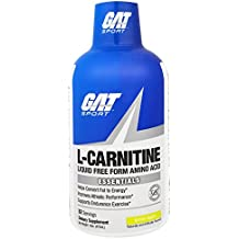 GAT Liquid Carnitine (Green Apple) 32 Servings