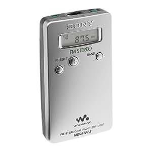 Sony SRF-M607.IF1 Walkman Radio Argent