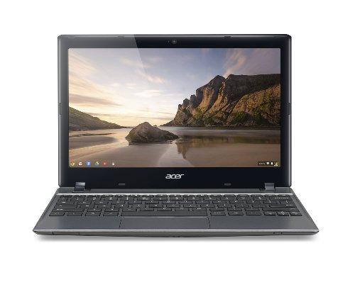Acer C710-2834 Chromebook (11,6 Zoll), Eisengrau (Acer Mini Laptop-computer)