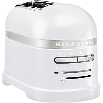 kitchenaid 5ktt780ewh 2 scheiben toaster wei. Black Bedroom Furniture Sets. Home Design Ideas