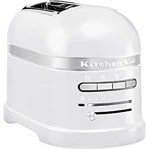KitchenAid - 5KMT2204EFP - Grille-pains, 1250 watts, Blanc